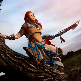 Cosplay Wednesday – Horizon Zero Dawn's Aloy