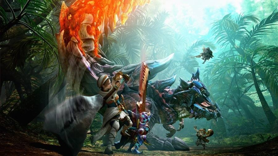 Monster Hunter Generations - Gamers Heroes
