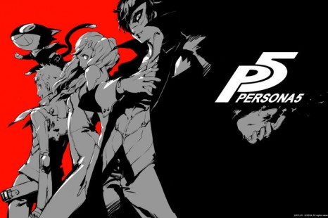 Persona 5 To Launch In 2017 In The Americas