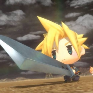 World of Final Fantasy Receives New Trailer