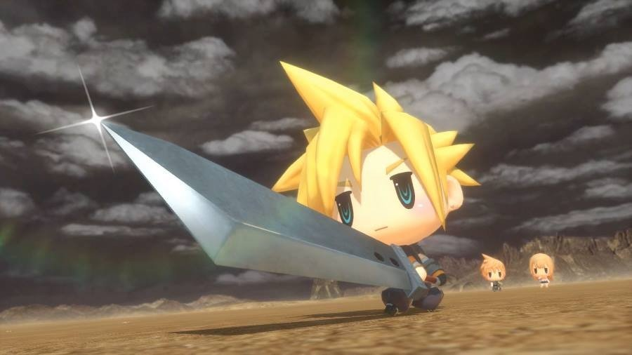 World of Final Fantasy - Gamers Heroes