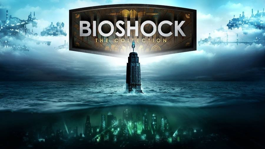 BioShock The Collection - Gamers Heroes