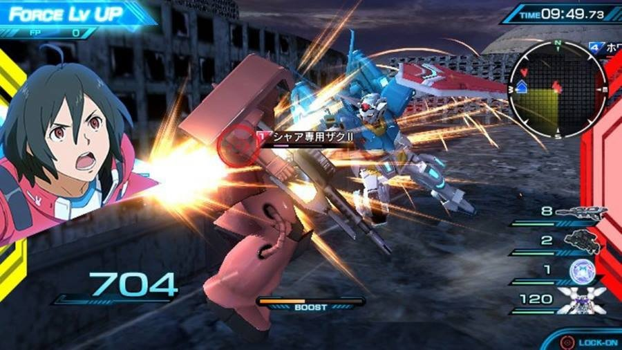 Gundam Extreme Vs Force - Gamers Heroes