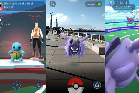 How To Track Pokemon Footprints Using The Radar In Pokemon Go