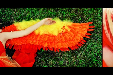 Cosplay Wednesday – Pokemon's Moltres
