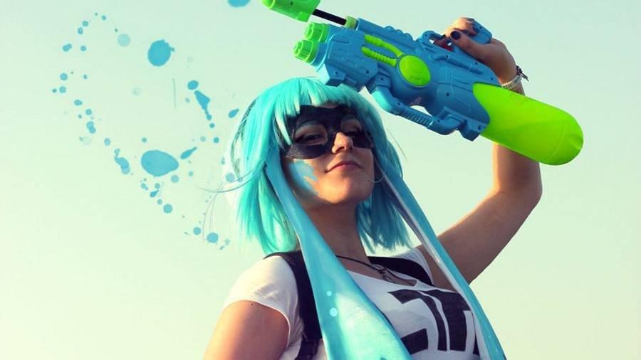 Splatoon Inkling Cosplay - Gamers Heroes