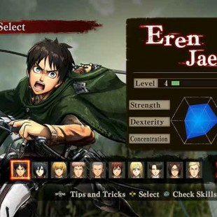 Attack On Titan Character Unlock Guide – How To Unlock All Characters