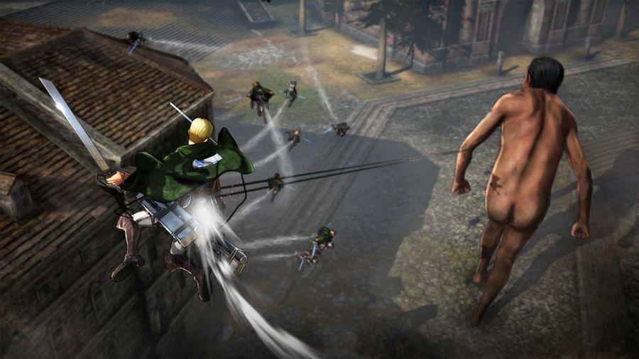 Attack On Titan Movement