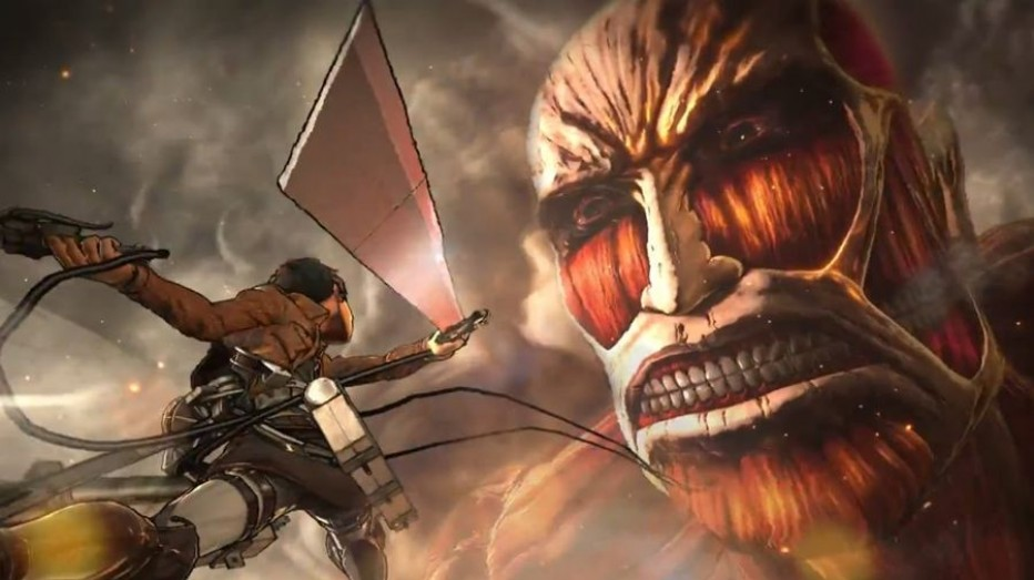 Attack On Titan Review – The Bigger They Are The Harder They Fall