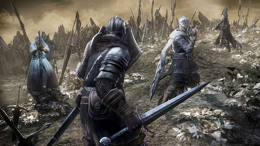 Dark Souls 3 DLC Trailer Released