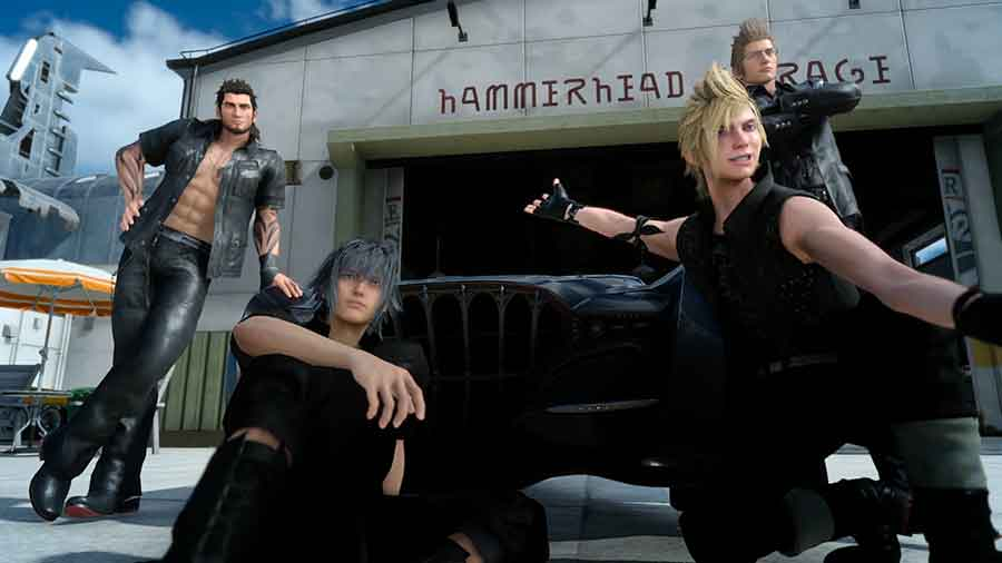 Final Fantasy XV to receive DLC not included in the Season Pass, Maybe