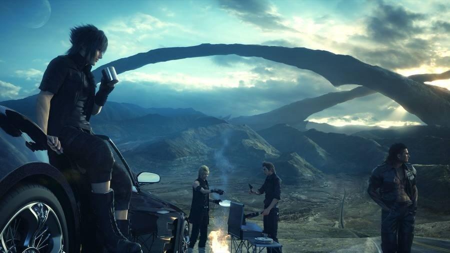 Final Fantasy XV - Gamers Heroes