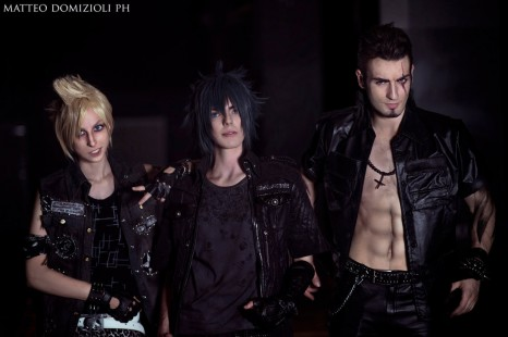 Cosplay Wednesday – Final Fantasy XV's Gladiolus Amicitia