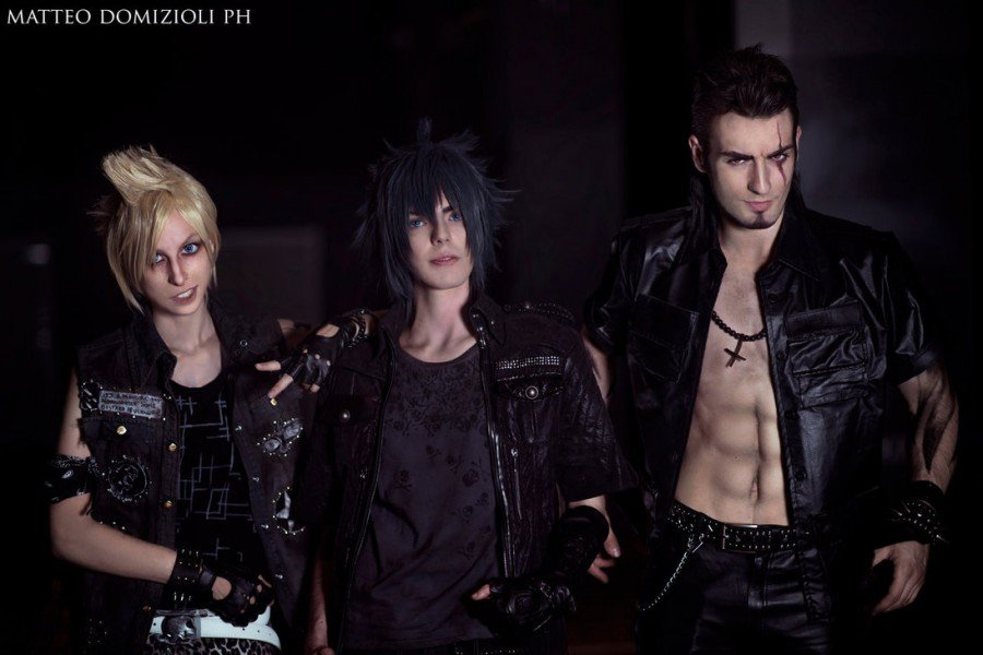 Gladiolus Amicitia Final Fantasy XV Cosplay - Gamers Heroes (1)