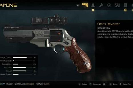 How To Get Otar's Revolver In Deus Ex: Mankind Divided