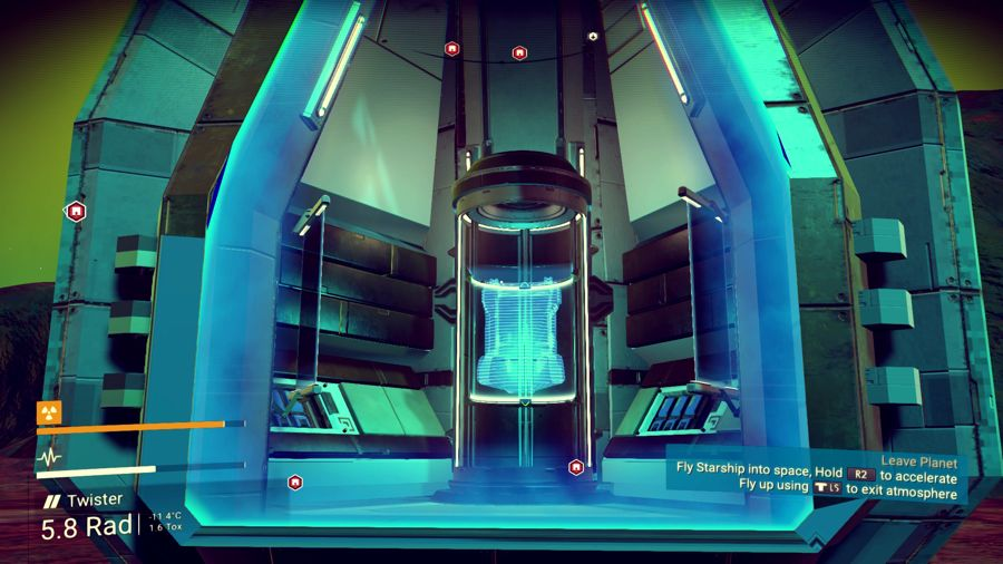 How to increase suit inventory space in No Mans Sky