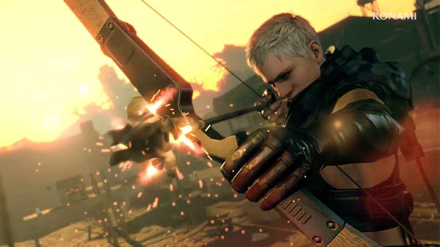 Metal Gear Survive Preview