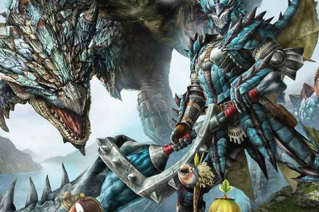 Capcom Announces Monster Hunter Frontier Z For PS4