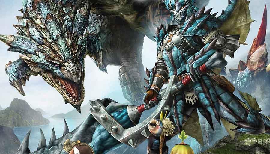Capcom Announces Monster Hunter Frontier Z For PS4