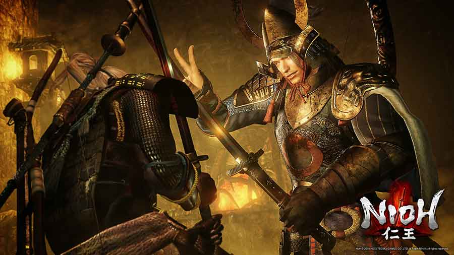 Nioh Beta Available Now