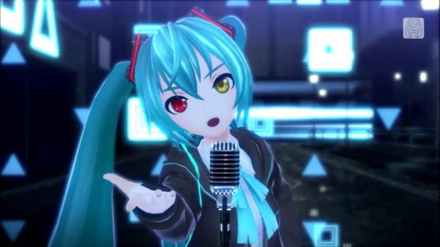 Project DIVA X - Gamers Heroes