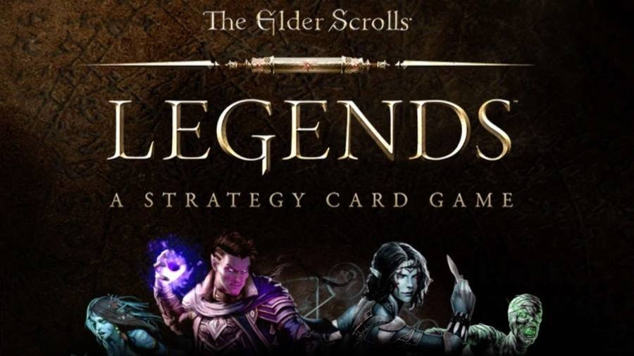 The Elder Scrolls Legends - Gamers Heroes