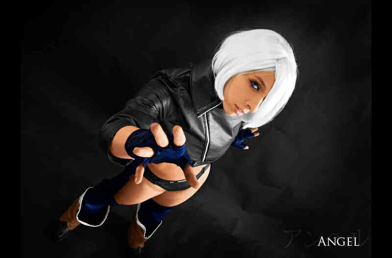 The King of Fighters Angel Cosplay - Gamers Heroes (2)