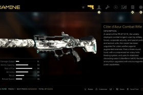 Where To Get The Cote d'Azur Combat Rifle In Deus Ex Mankind Divided