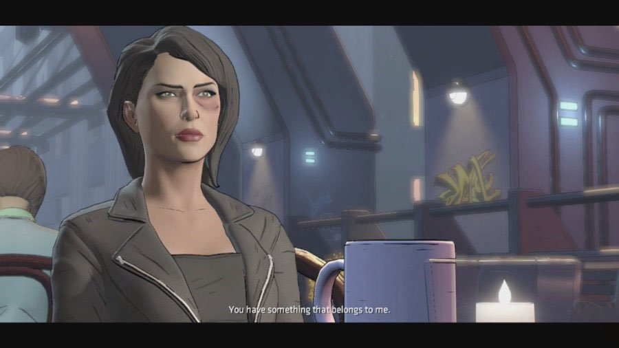 Batman Telltale Series Selina Kyle No watermark