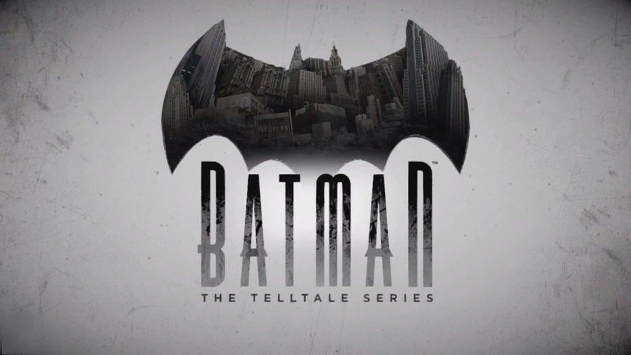 Batman Telltale Series Logo No Watermark