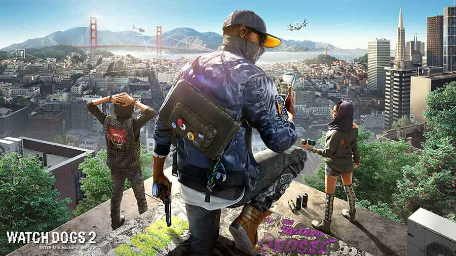 Watch Dogs 2 Multiplayer Video Released