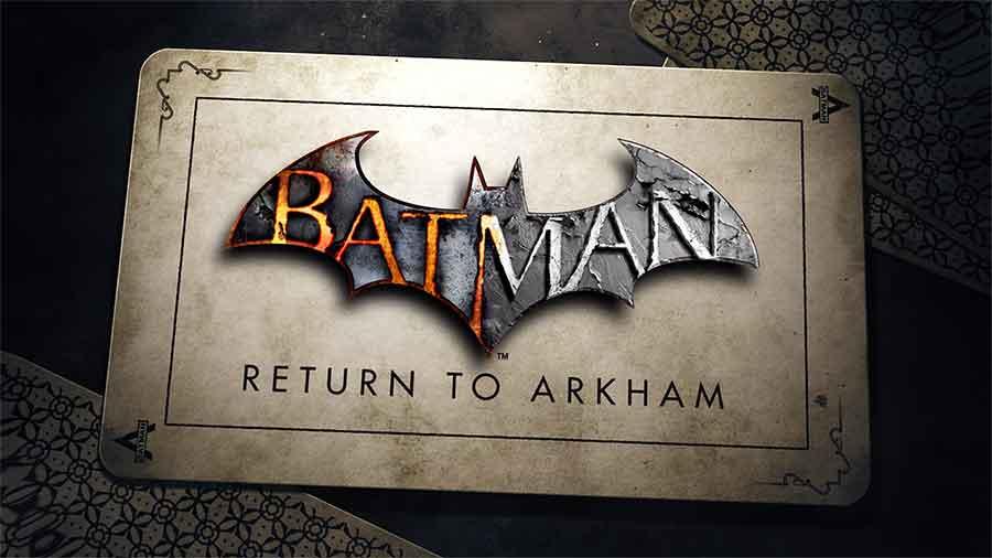 New Batman: Return to Arkham Comparison Trailer Released