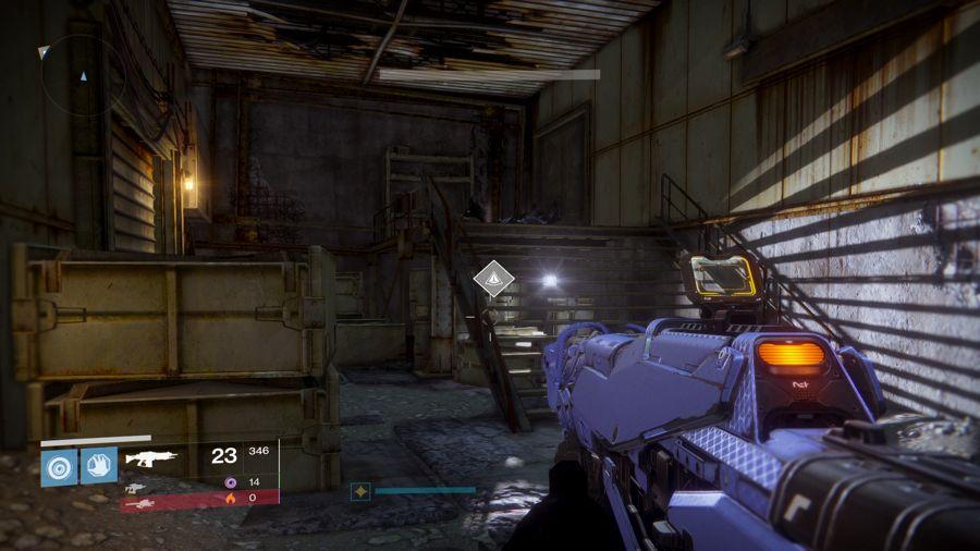 Destiny Rise Of Iron Weapon Part 1