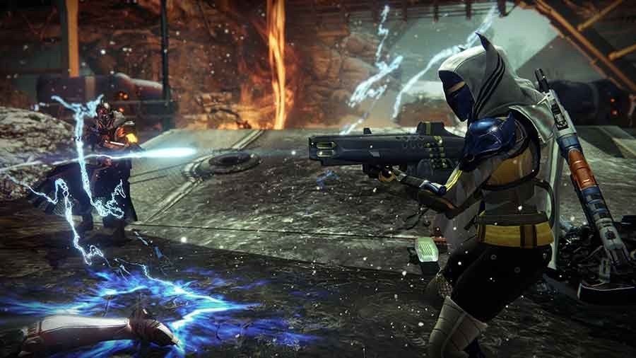 Destiny Rise Of Iron - Where To Find Dormant SIVA Cluster Location Guide