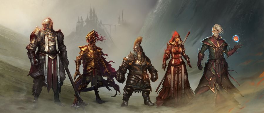 Divinity: Original Sin 2 Early Access Impressions - Decisions, Decesions