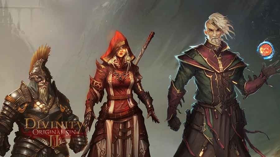Divinity Original Sin 2 Unique Weapons Guide