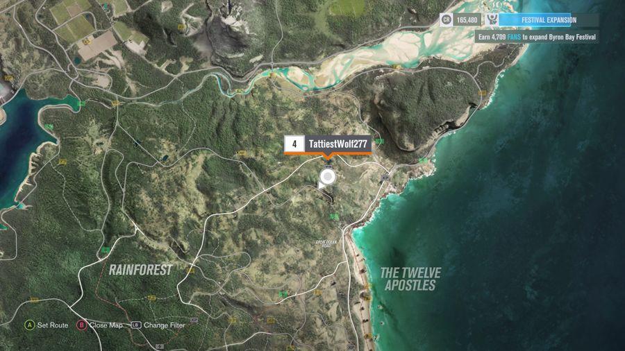 Forza Horizon 3 Hidden Barn 3