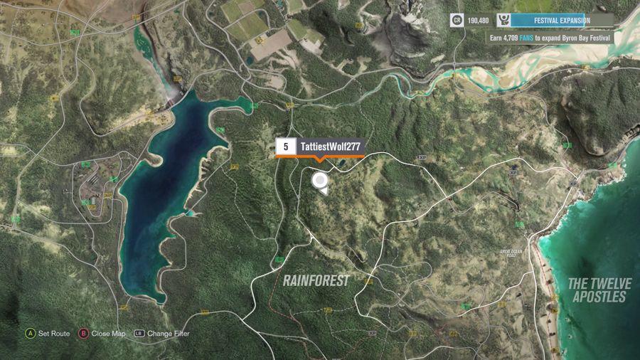 Forza Horizon 3 Hidden Barn Location Guide - GamersHeroes