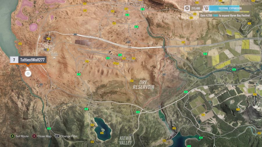 Forza Horizon 3 Barn 9