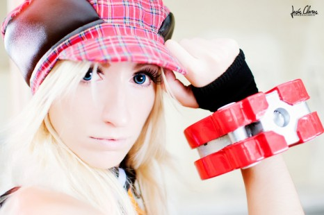 Cosplay Wednesday – God Eater's Alisa Ilinichina Amiella