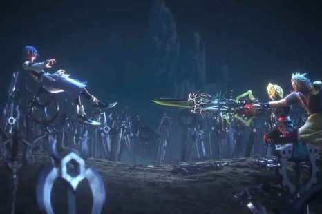 New Kingdom Hearts Trailer From Tokyo Game Show