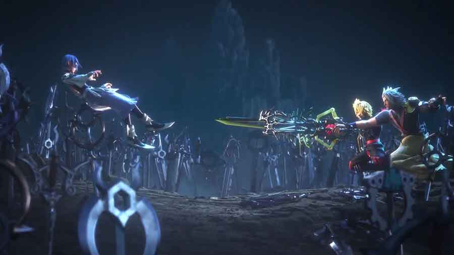 New Kingdom Hearts Info From Tokyo Game Show – New Trailer!!!!!