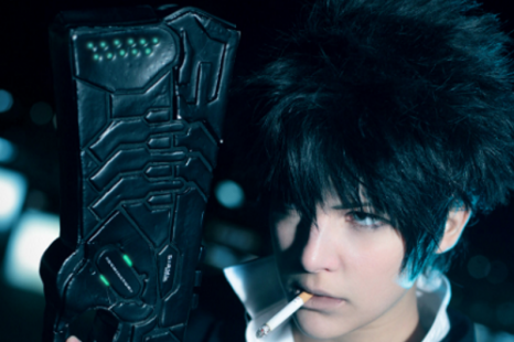 Cosplay Wednesday – Psycho-Pass' Shinya Kogami