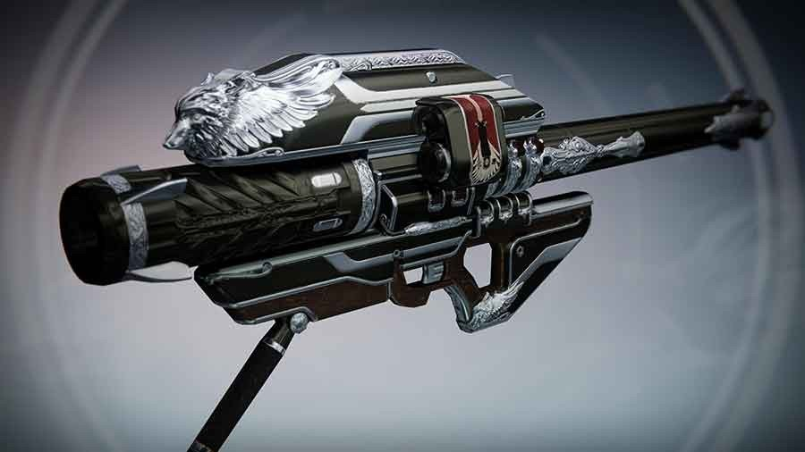 Where To Get The Iron Gjallarhorn In Destiny Rise Of Iron