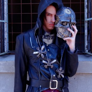Cosplay Wednesday – Dishonored's Corvo Attano