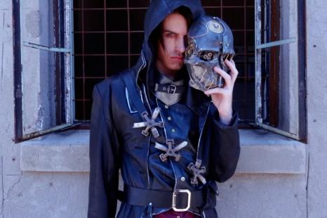 Cosplay Wednesday – Dishonored's Corvo Attano