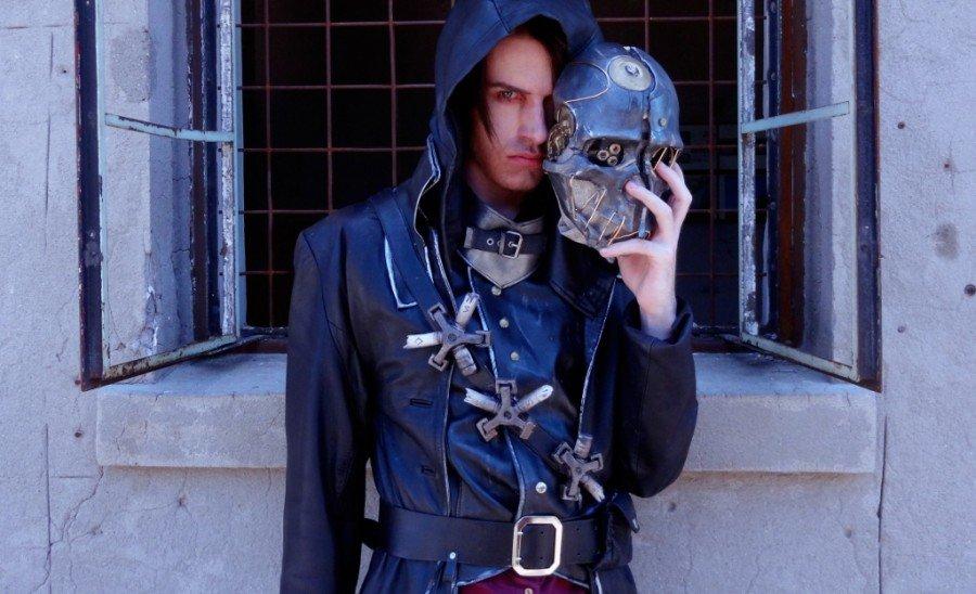 Dishonored Cosplay - Corvo Attano (1)