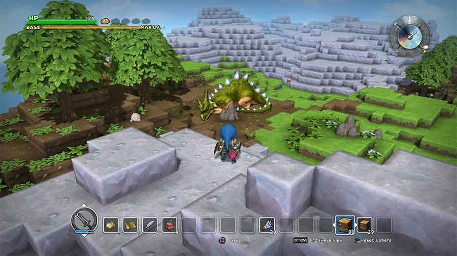Dragon quest builders chapter 1 challenge where to find for Find builders