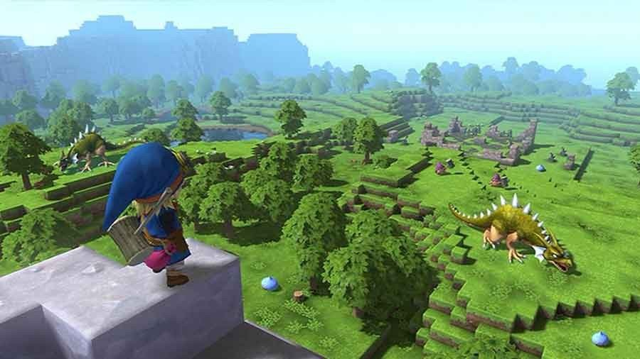 Dragon Quest Builders Chapter 1 Side Quest Guide