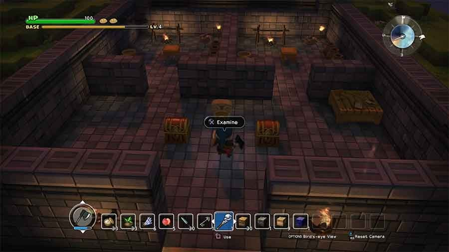 Dragon Quest Builders Chapter 2 Challenge Guide - Where To Find And Complete Thalamus's Puzzles